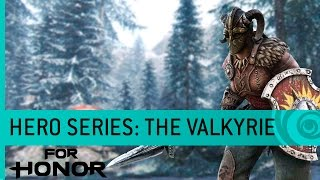 For Honor - The Valkyrie: Viking Játékmenet Trailer