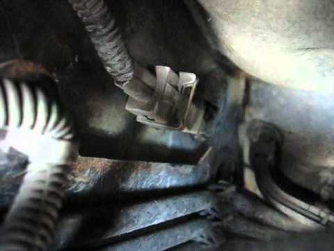 citroen xsara picasso abs sensor fittingmp4 youtube