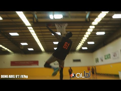 AUBD top ranked Deng Adel Workout !