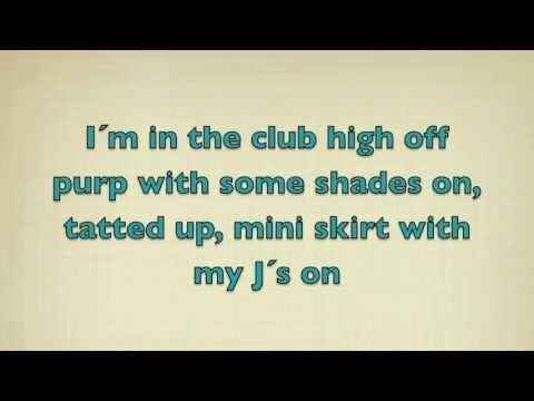 23 - Mike Will Made It ft. Miley Cyrus, Juicy J & Wiz Khalifa (LYRICS ON SCREEN)