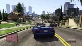 GTA 5 AUDI R8 SPYDER CHEAT CODE