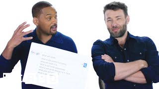 Will Smith & Joel Edgerton Answer the Web's Most Searched Questions | WIRED