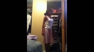 Me N My Lil Sis Grindin N Bein Random As Hell