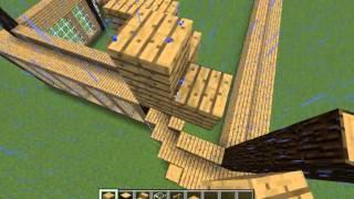 Construyendo Una Mansion De Madera Parte I Minecraft