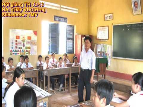 PHÒNG GIÁO DỤC CẨM MỸ - ĐỒNG NAI - HỘI THI GVDG Tiểu học NH 12-13