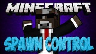 Minecraft SPAWN CONTROL Minigame