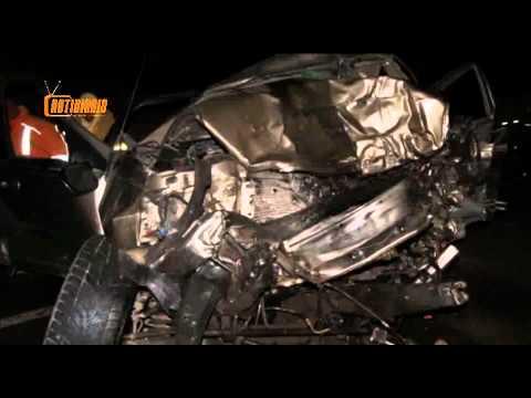 El accidente mas grave en años notidiario - YouTube