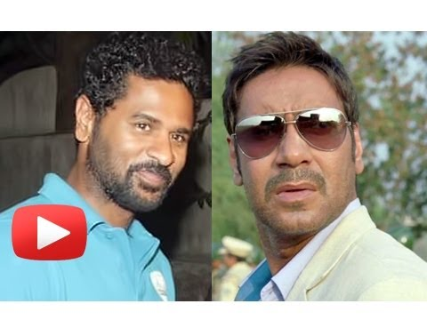 Ajay Devgn Next Movie With Prabhudeva Is Action Jackson