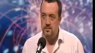 Jamie Pugh On Britains Got Talent 2009 (Singer)