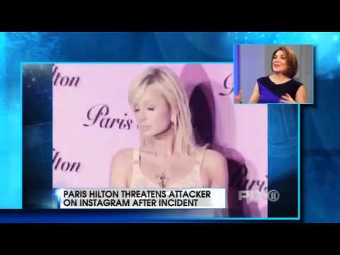 Lindsay Lohan Has Paris Hilton Brother Barron Assaulted