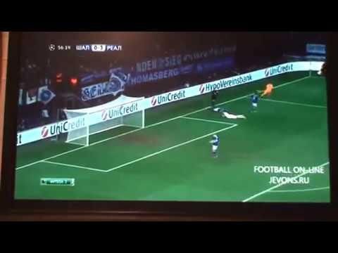 Schalke 04 Vs Real Madrid 6-1 2014 CHAMPIONS LEAGUE