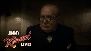 Gary Oldman Did NOT Want to Play Winston Churchill