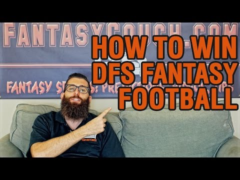 Daily Fantasy Football Strategy and Introduction