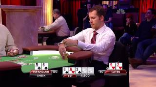 NBC National Heads Up Poker Championship 2013 - Episode 7