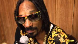 Snoop Dogg Talks Growth & New Music With His Family