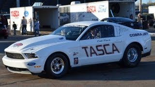 Tasca Performance Ford Mustang Cobra Jet New Best 7.864