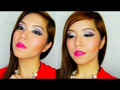 Clubbing Makeup Look (Tagalog Tutorial) - saytiocoartillero
