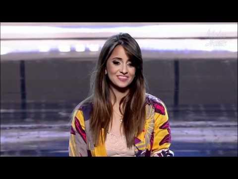 Ídolos 2011 - TOP 09 - Karielle Gontijo - Adrenalina
