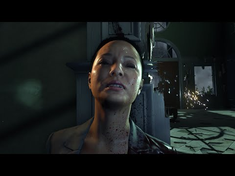 Battlefield Hardline - Khai Gets Shot