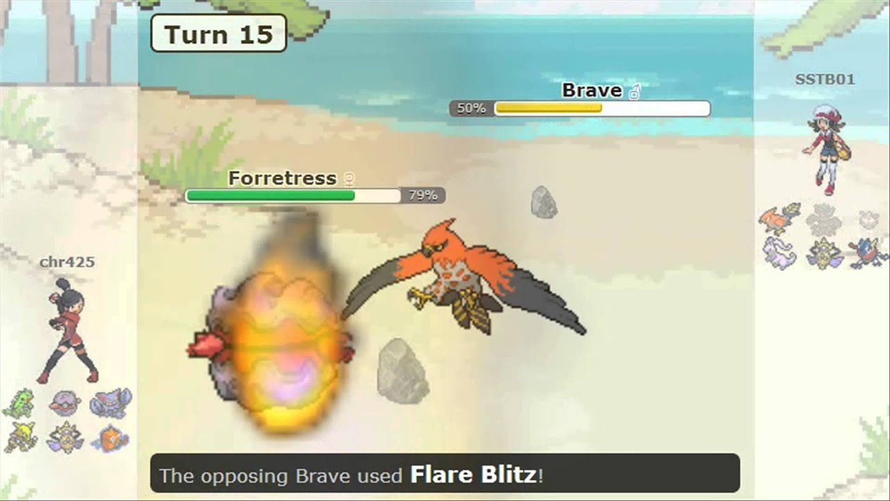 Image result for pokemon showdown