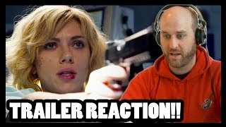 LUCY TRAILER REACTION - CineFix Now