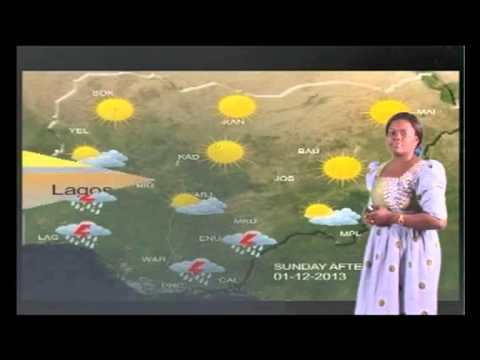 Weather Presentation for 01/12/2013