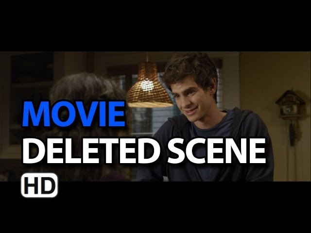 "The Amazing Spider-Man (2012) Deleted Scenes ""Lost Something"""