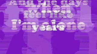Avril Lavigne- When Your Gone Lyrics