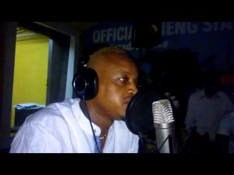 Prezzo on Hudda Pt 2 Ghetto Radio Celebrity Hour