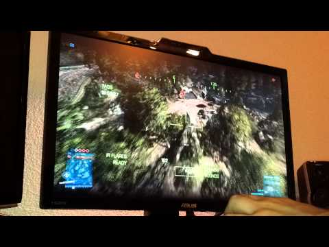 ASUS VG278H 3D Vision 2 120Hz - Battlefield 3 Review / Example