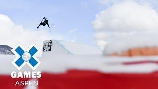 Men's Ski Slopestyle: FULL BROADCAST | X Games Aspen 2018