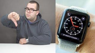 Apple Watch 3 Cellular: 5 DINGE die WIR HASSEN!