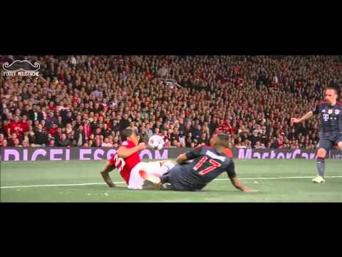 Antonio Valencia Tackle on Boateng HD 720P