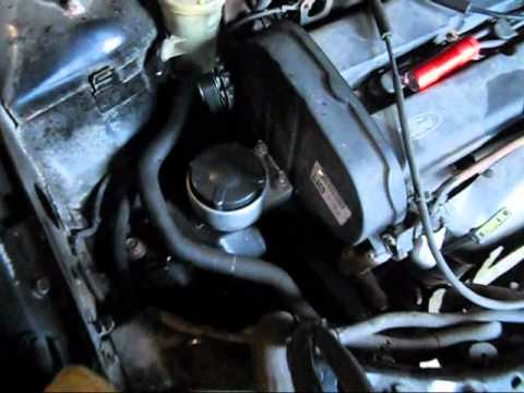 2000 ford focus dohc motor mount replacement youtube for 2001 ford focus window motor