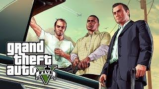 COPS AND ROBBERS (Grand Theft Auto 5)