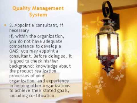 ISO 9000 Standards Quality Management System