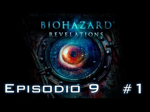 Resident Evil Revelations HD Gameplay Walkthrough - Parte 17 (Xbox 360/PS3/PC/Wii U/3DS)