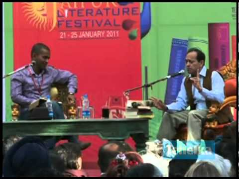 Vikram Seth Part 1 - Tehelka's pick of sessions from the Jaipur Literature Festival 2011