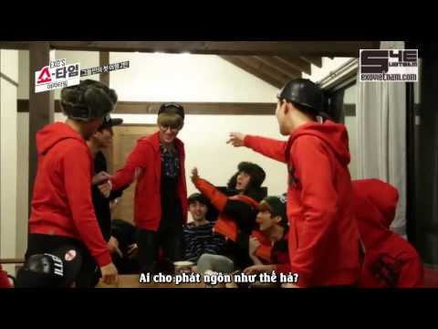[Vietsub CUT] EXO's SHOWTIME ep 6 - Yaja Time [HD][EXOVIETNAM.COM]