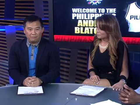 ANDRAY BLATCHE @ SPORTS 5 CENTER June 8, 2014