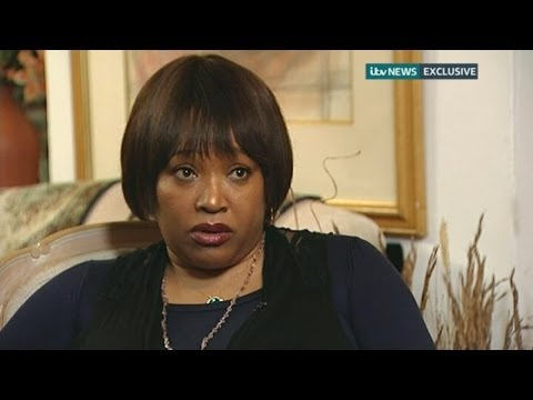 Mandela: Daughter has not 'shed a tear' since Nelson Mandela's death