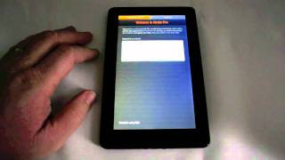 Kindle Fire Reset