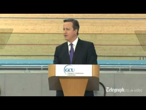 David Cameron on Scotland: 'we want you to stay'