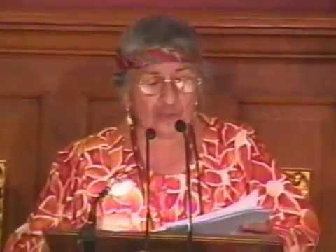 intervención 1 - Noeli Pocaterra -1999 Asamblea Constituyente de Venezuela