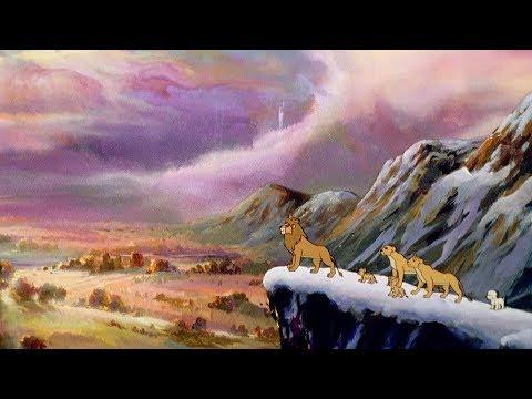 Leví Kráľ Simba - 49 - Bratranec Berdan útočí