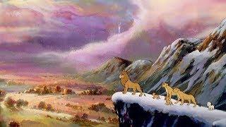 Lví Král Simba - 49 - Bratranec Berdan útočí