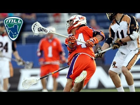 MLL Week 8 Highlights: Rattlers vs Nationals