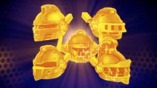 LEGO NEXO KNIGHTS - webizoda 1 - Aliancia Fortrexu