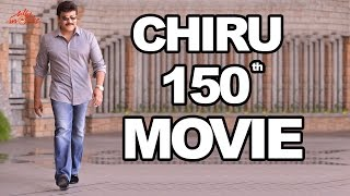 Chiru's new look for 150th movie