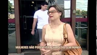 Juiz proibe mulheres de usar roupa indescentes em F�rum de Uberaba